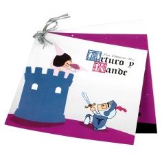Invitacion Boda Arturo y Kande
