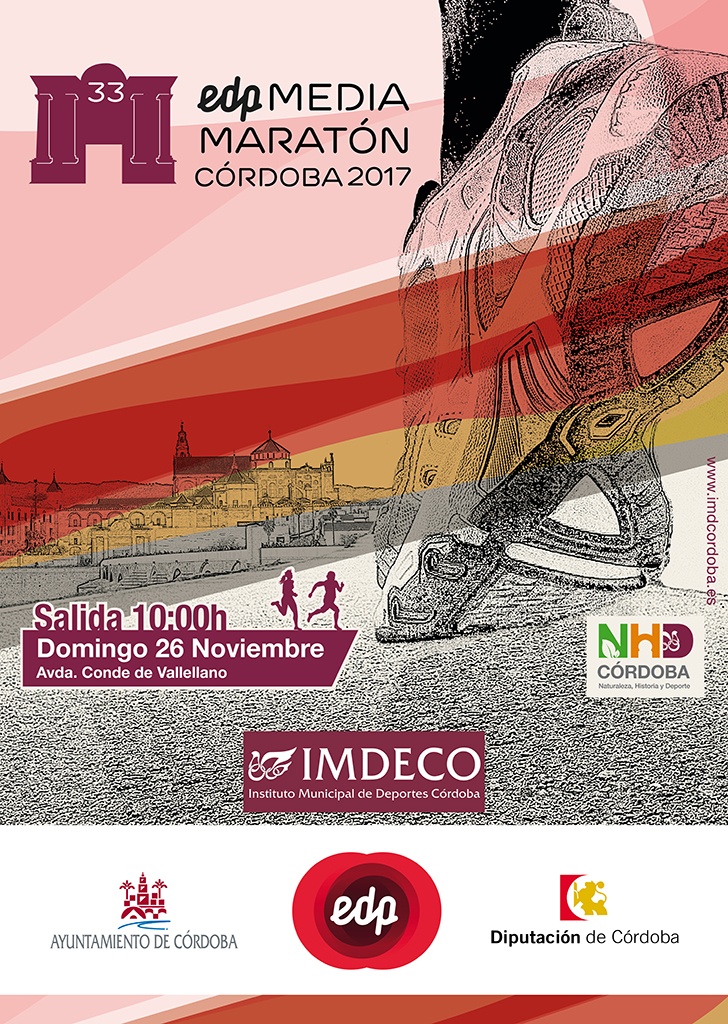 Media Maratón Córdoba 2017