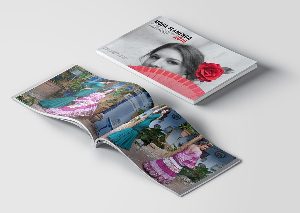 Catálogo Moda Flamenca